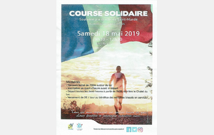 COURSE SOLIDAIRE 18.05.2019