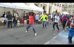 ZUMBA Journée des Associations 2017