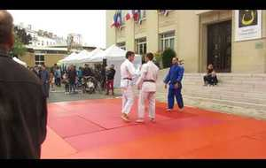 JUDO Journée des Associations 2017